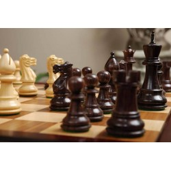 "The Grandmaster Series Chess Pieces - 4.0"" King"