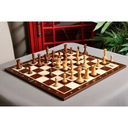 "Ajedrez de madera The Professional Series Chess Pieces - 3.75"" Rey"