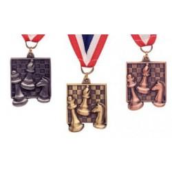 Medallas  de Ajedrez