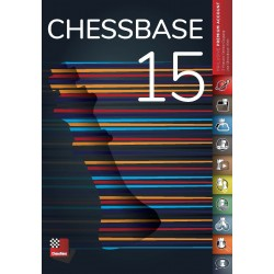 CHESS BASE  15  ( PREORDEN )